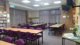 Traning and meeting rooms